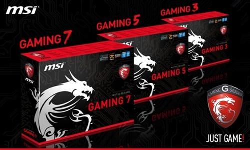 新接口新名称:微星9系Gaming主板曝光