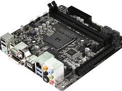 直流供电 华擎发布AMD低功耗平台主板