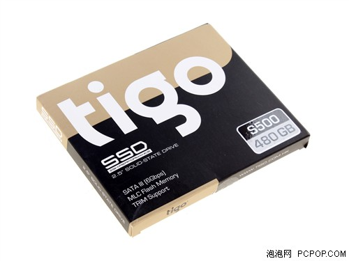 480GB金泰克S500评测