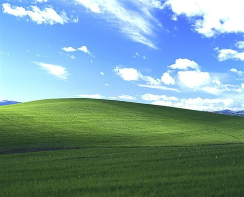 解密:Windows默认壁纸Bliss的前世今生