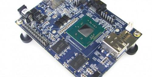 Atom E3185芯片的开发板将上市 99美元