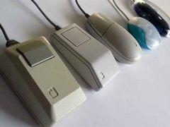 苹果那些怪异鼠标:兼顾实用性与新技术