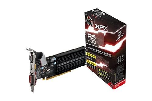 160流处理器!AMD低调发布R5 230显卡