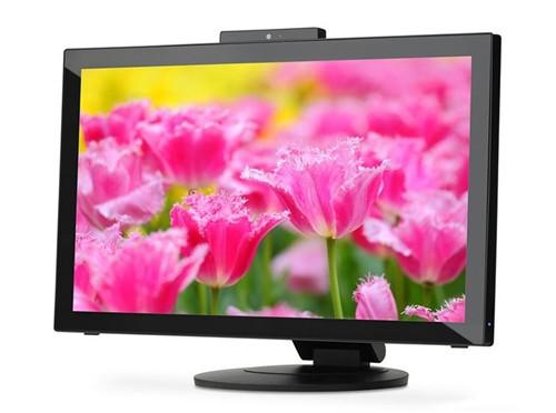 10点电容触控 NEC发布新款23吋显示器