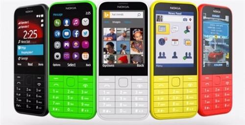 全新实用功能机 诺基亚推出Nokia 225