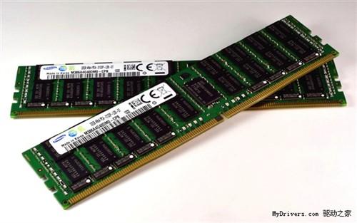 DDR4变活跃 三星加速投产DDR4内存颗粒