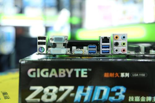 经典超耐久主板 技嘉Z87-HD3仅1199元