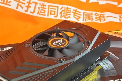 热门性价比利器 北影GTX650大力神599
