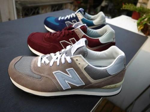 款式 新百伦/新百伦的复古鞋系列有很多种款式,而此次京东促销的鞋款都是...