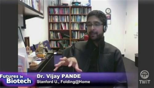 解读Folding@Home:真正有意义的计算