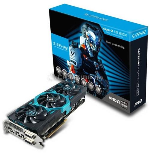 8GB版蓝宝石R9 290X显卡开卖:6331元
