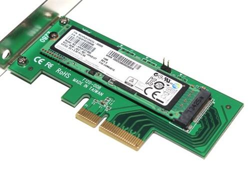 SATA成过去式 三星XP941 M.2 SSD评测