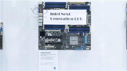 LGA2011B3新接口 C610芯片组主板亮相