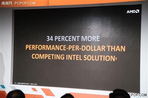 AMD新一代G系列嵌入式APU性能提升53%