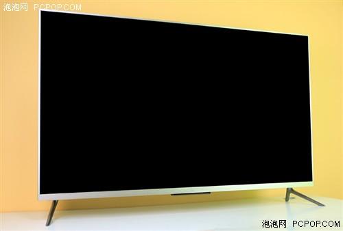 小米电视2外观赏析:身披黄金甲的全金属边框电视     小米电视2的