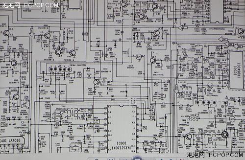 电路图信息展示-磁感防尘短焦投影机 NEC M352WS NEC投影机评测图片