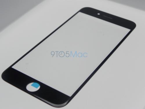 iPhone6前面板曝光 4.7英寸屏/窄边框