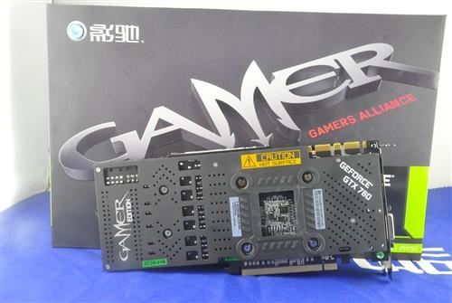 限时特价抢!影驰GTX760 Gamer仅1599