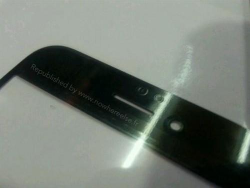 2.5D弧度?苹果iPhone 6前面板玻璃曝光