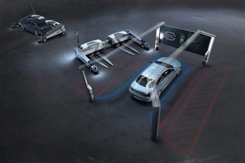 RAY智能停车系统 帮你大幅减少停车时间