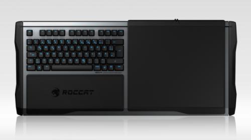 冰豹模块化键盘 键盘鼠标垫二位一体