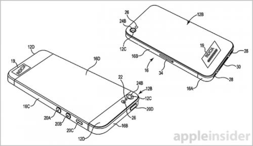 iPhone6申请三项专利 屏幕支架被曝光