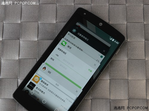期待与不足并存 Android L预览版体验