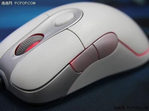 红光鲨再世 极智复刻者游戏鼠标评测