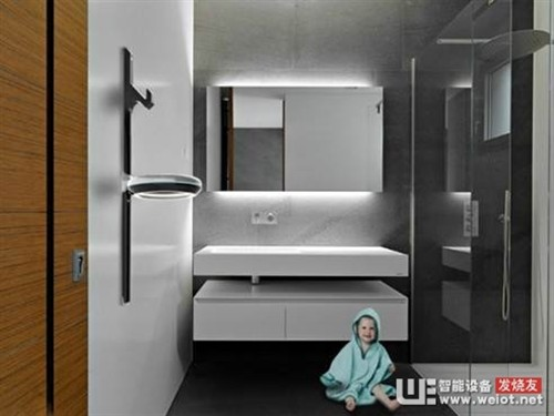 Pure Towel的毛巾清洁器360度无死角