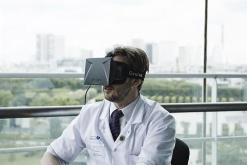 欧洲医生用GoPro和Oculus实现虚拟手术