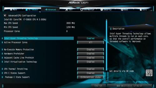 八核新旗舰5960X首发评测:鱼还是熊掌