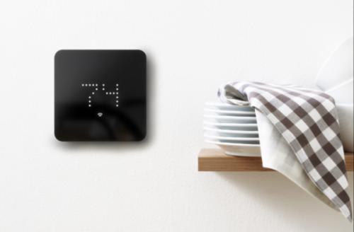 简约不简单:ZEN居家方形智能温控器!