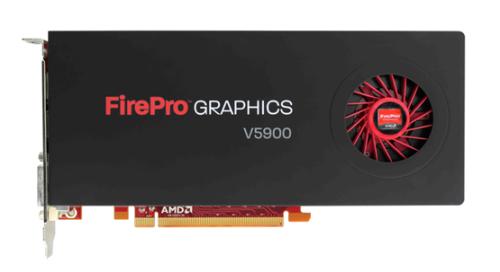 蓝宝石AMD FirePro V5900 报1价990元