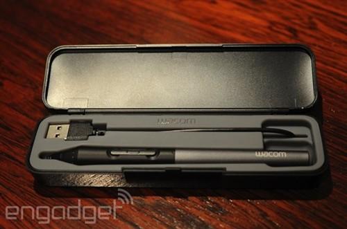Wacom推出多款iPad触控笔新品 更具专业性