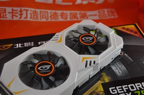 兼顾功耗与性能 北影GTX750猛禽799元