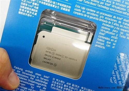 5960X太便宜了 18核服务器CPU售价3万