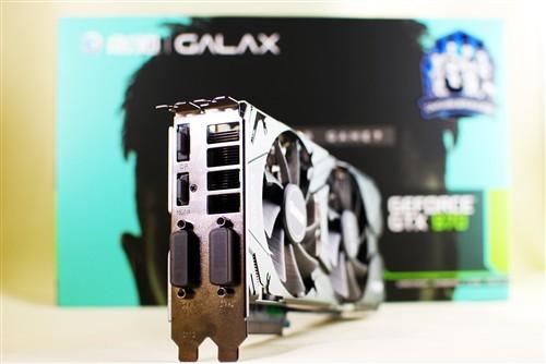 影驰 Geforce GTX970 黑将仅售2799元