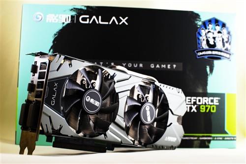 影驰Geforce GTX970黑将仅售2799元!