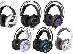 赛睿全球同步发布新西伯利亚系列耳机
