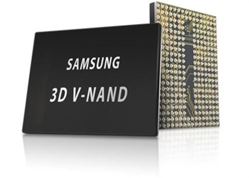 SSD要更便宜啦!三星量产3D TLC闪存