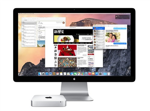 Mac mini新特性解析