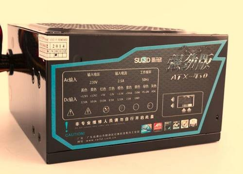 景讯欣全新ATX 430W强劲版电源上市