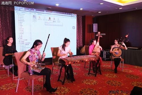 北京国际音乐音响展览会在京隆重开幕