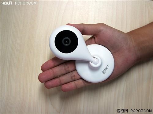 无线智能家居摄像头 360家庭卫士试用体验