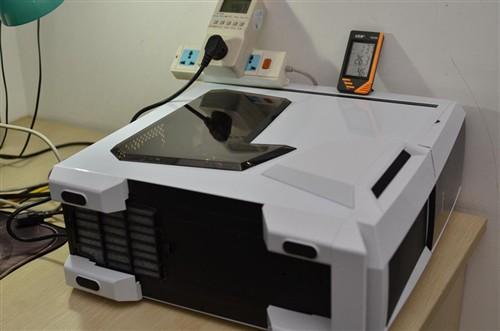 功耗与温度的奥秘影驰GTX970黑将之美