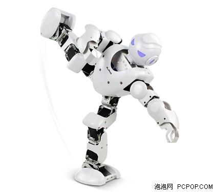 智能人形机器人 优必选ALPHA只需5500元