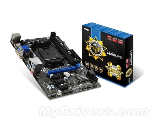 入门级新产品:AMD A68H主板悄然上市