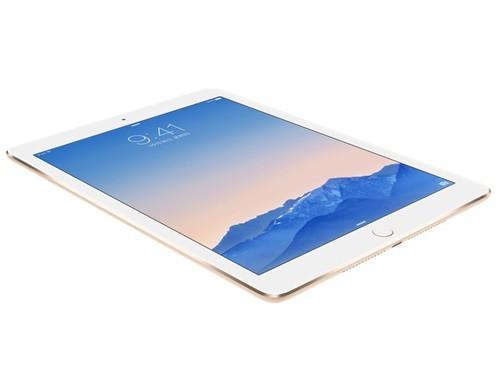 苹果 苹果 iPad Air2 MGKM2ZP/A 9.7英寸平板电脑(A8X处理器/1G/64G/Wifi版/银色)港版 图片