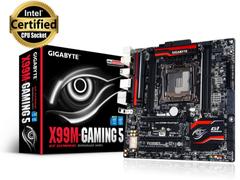 最小的X99主板!技嘉发布X99M-Gaming 5