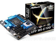 配备双万兆网卡 华擎服务器用X99主板